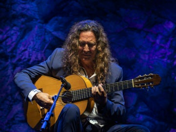 Flamenco de altura en Starlite Catalana Occidente con Tomatito a la guitarra
