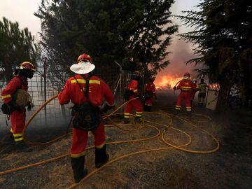 El incendio de Navalacruz es ya el peor del año tras arrasar más de 12.000 hectáreas