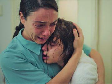 "Gülben se enfrenta a Safiye para salvar a Neriman: ""¡Déjala ya!"""
