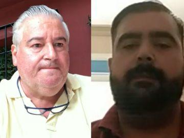 """Duro enfrentamiento en Espejo Público entre el hostelero que """"no encuentra camareros"""" y el portavoz del sindicato SAT"""