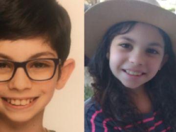 La Policía continúa buscando a Kristian y Amantia, los pequeños que podrían haber sido secuestrados por su padre