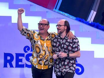 José Corbacho y Santiago Segura unen sus voces al revés