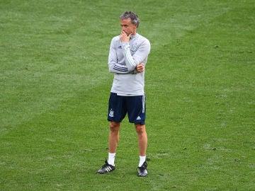 Luis Enrique dará la próxima lista de la selección española el 26 de agosto