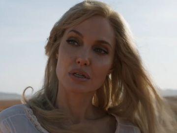 Angelina Jolie en 'Eternals'