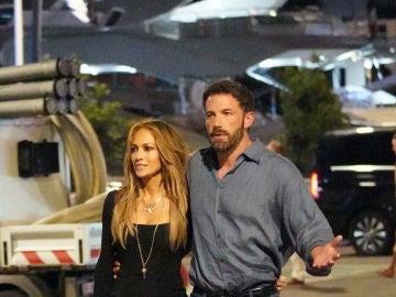 Jennifer Lopez y Ben Affleck