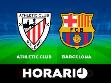 Athletic Club - Barcelona: Horario y dónde ver el partido de LaLiga Santander en directo