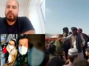 """El periodista Antonio Pampliega, sobre Afganistán: """"No entiendo a qué hemos ido, hemos huido como ratas, era obvio que iba a caer"""""""