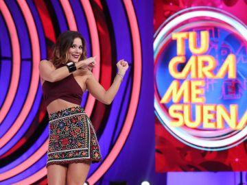 Recordando a Lorena Gómez, tercera clasificada en la quinta edición de 'Tu cara me suena'