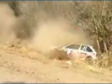 Accidente rally argentino de Tucuman