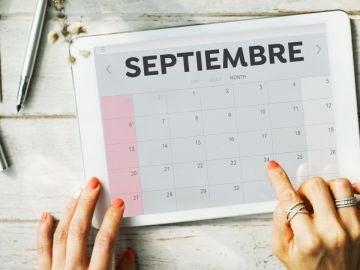 Calendario laboral septiembre 2021: Días festivos y puentes
