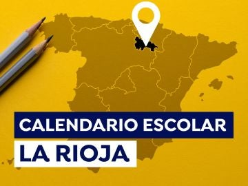 Calendario escolar en La Rioja 2021-2022