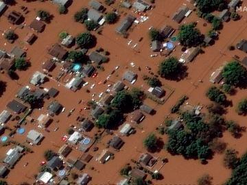 Situación EEUU tras las inundaciones