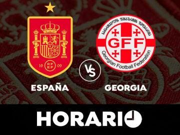 España - Georgia: Horario y dónde ver el partido de clasificación del Mundial de Qatar en directo