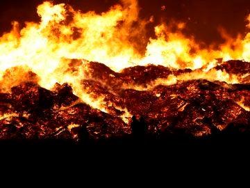Madrid huele a quemado hoy, ¿por qué?
