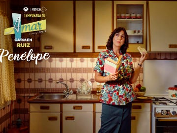 Carmen Ruiz es Penélope Valdivia