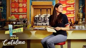 Sofía Milán es Catalina Gómez Sanabria