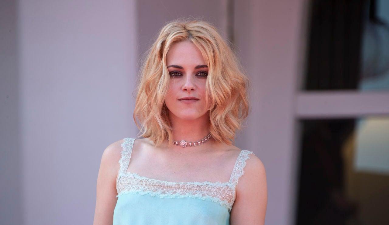 Kristen Stewart en el Festival de Venecia