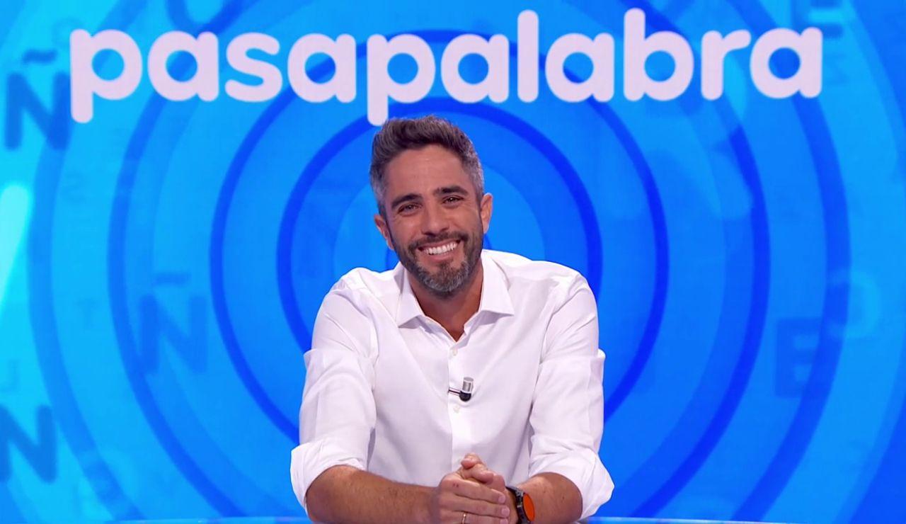 """Roberto Leal agradece el premio a 'Pasapalabra' recibido en el FesTVal de Vitoria: """"Ha sido un año muy bonito"""""""