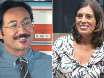 ¿Qué novedades traen Povedilla y Rita? Carlos Santos y Neus Sanz confiesan cuánto han cambiado