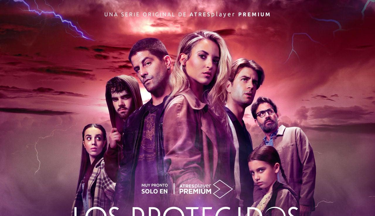 ATRESplayer PREMIUM preestrena 'Los Protegidos: El regreso' el 19 de septiembre como un gran evento en directo para los fans de la serie