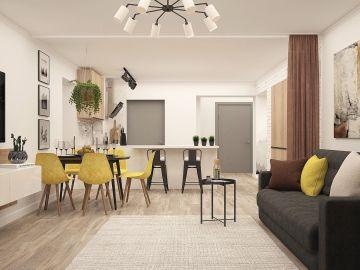 Madrid planea aumentar la superficie mínima de una vivienda hasta los 40 metros cuadrados, según Idealista
