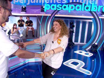 ¡Momentazo! Sofía y Marco Antonio sorprenden con su primer baile juntos en 'La Pista'