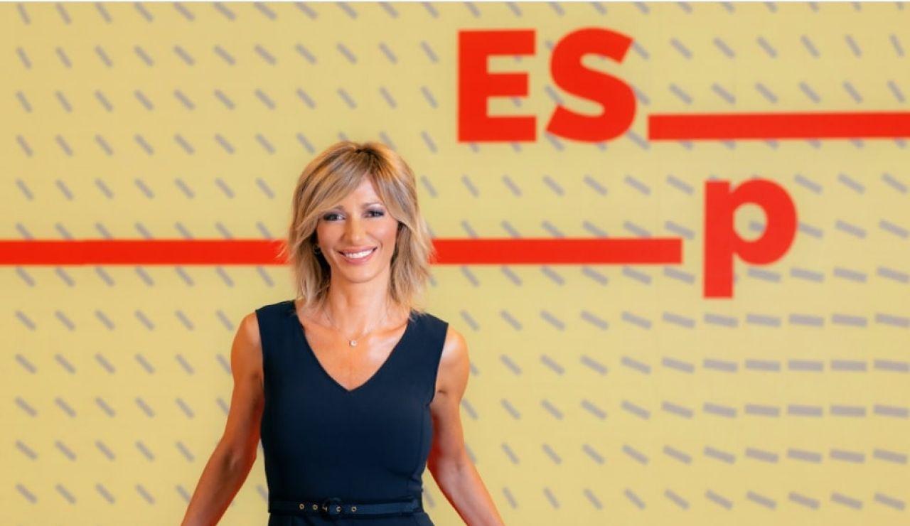 Susanna Griso nueva temporada.