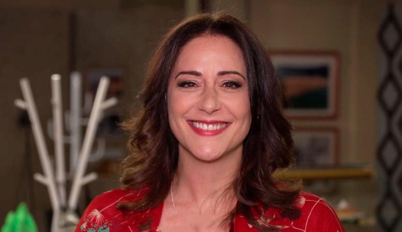 """Luz Valdenebro, en el último día de rodaje de la novena temporada: """"Acabar sabiendo que vuelves es otra cosa"""""""