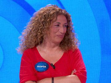 """Sofía valora 'El Rosco' del programa anterior: """"Lo hice bien, pero Marco Antonio mejor"""""""