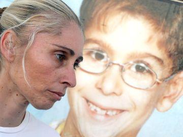 Ithaisa Suárez, madre de Yéremi Vargas, en una imagen de archivo