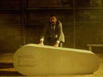 Mariano, secuestrado y encerrado… ¡junto a la momia de Franco!