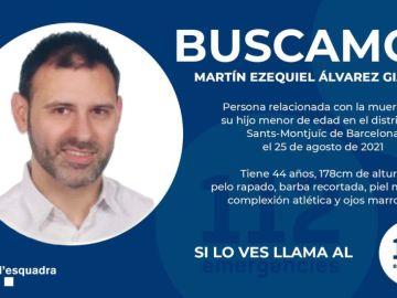 Martin Ezequiel, el supuesto parricida de Barcelona, podría estar muerto, según los Mossos