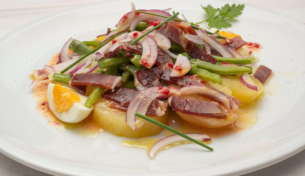 """Receta de judías verdes y patatas, de Karlos Arguiñano: """"Barata y muy saludable"""""""