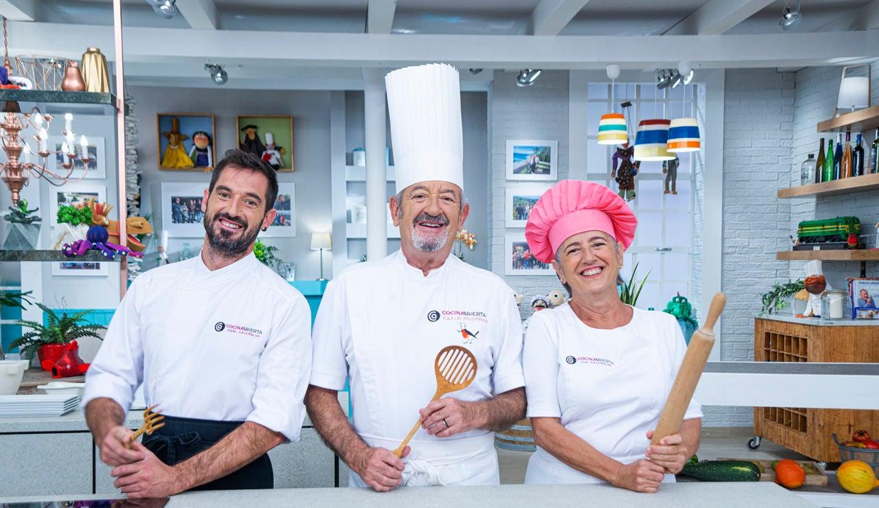 'Cocina abierta de Karlos Arguiñano'