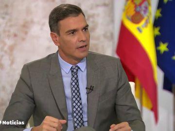 """Pedro Sánchez: """"Hemos vacunado a todo el mundo y no hemos preguntado su origen, ni su creencia, ni lo que votaban"""""""