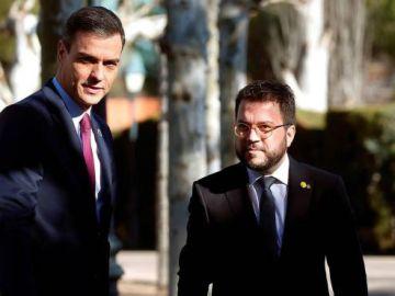 Sánchez y Aragonès