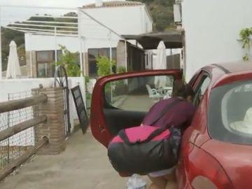 Los vecinos desalojados de 6 municipios por el incendio de Sierra Bermeja vuelven a sus hogares