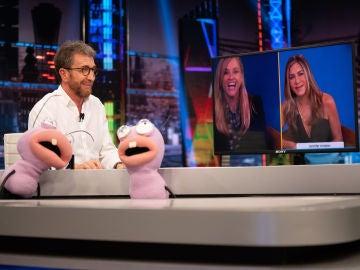 Entrevista completa a Jennifer Aniston y Reese Whiterspoon