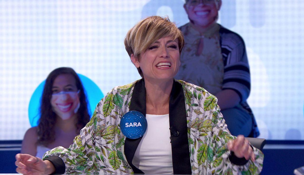 """Sara Escudero, al borde del colapso por el final de Marco Antonio: """"Me he mareado de la emoción"""""""