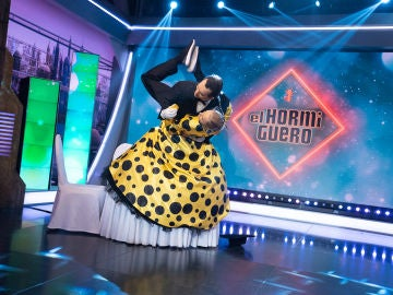 El asombroso show de Pasha y Aliona llega desde Rusia a 'El Hormiguero 3.0'
