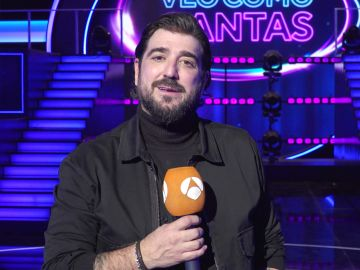 """Los nervios de Antonio Orozco antes de cantar con el otaku: """"Me he equivocado muchas veces"""""""