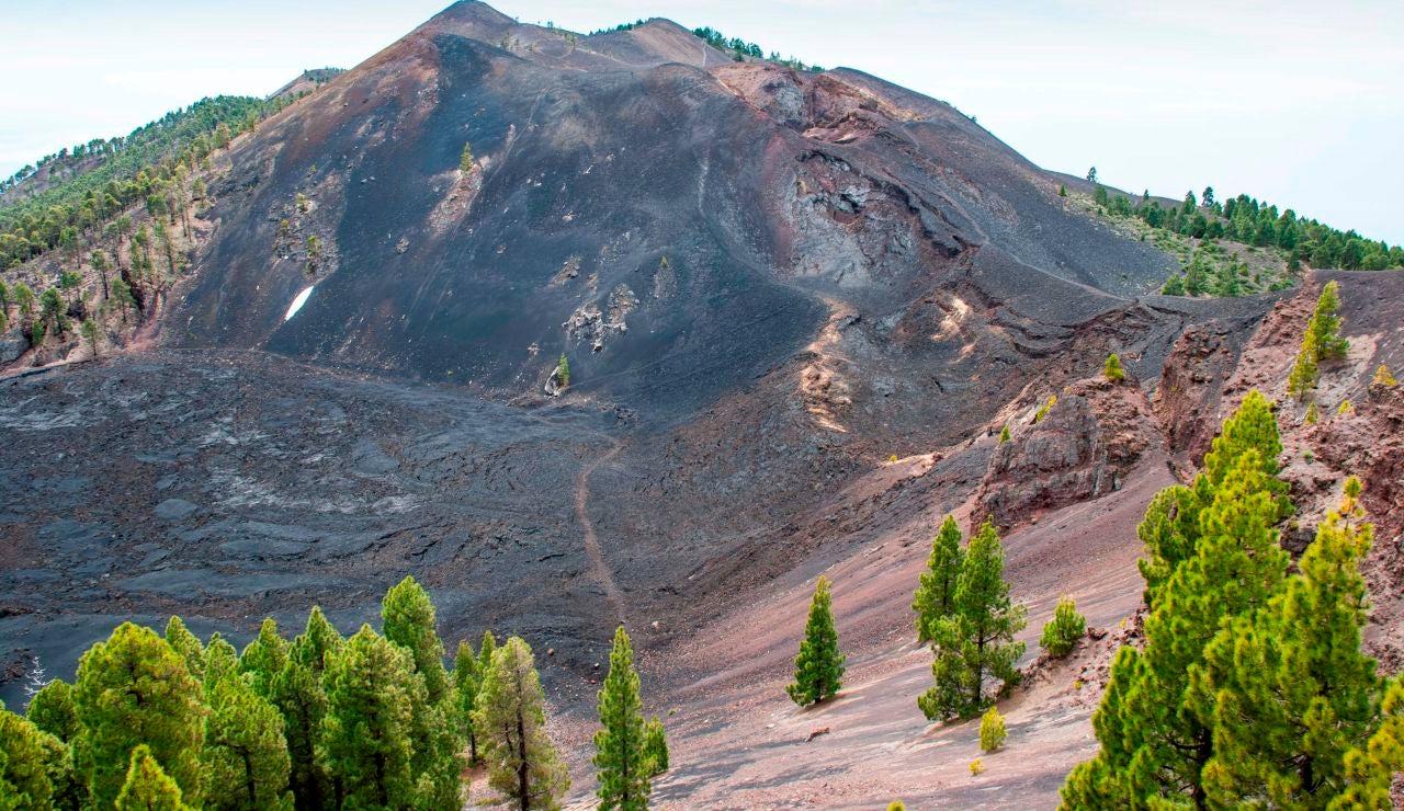 Se detecta en La Palma un reservorio de magma de 11 hectómetros cúbicos