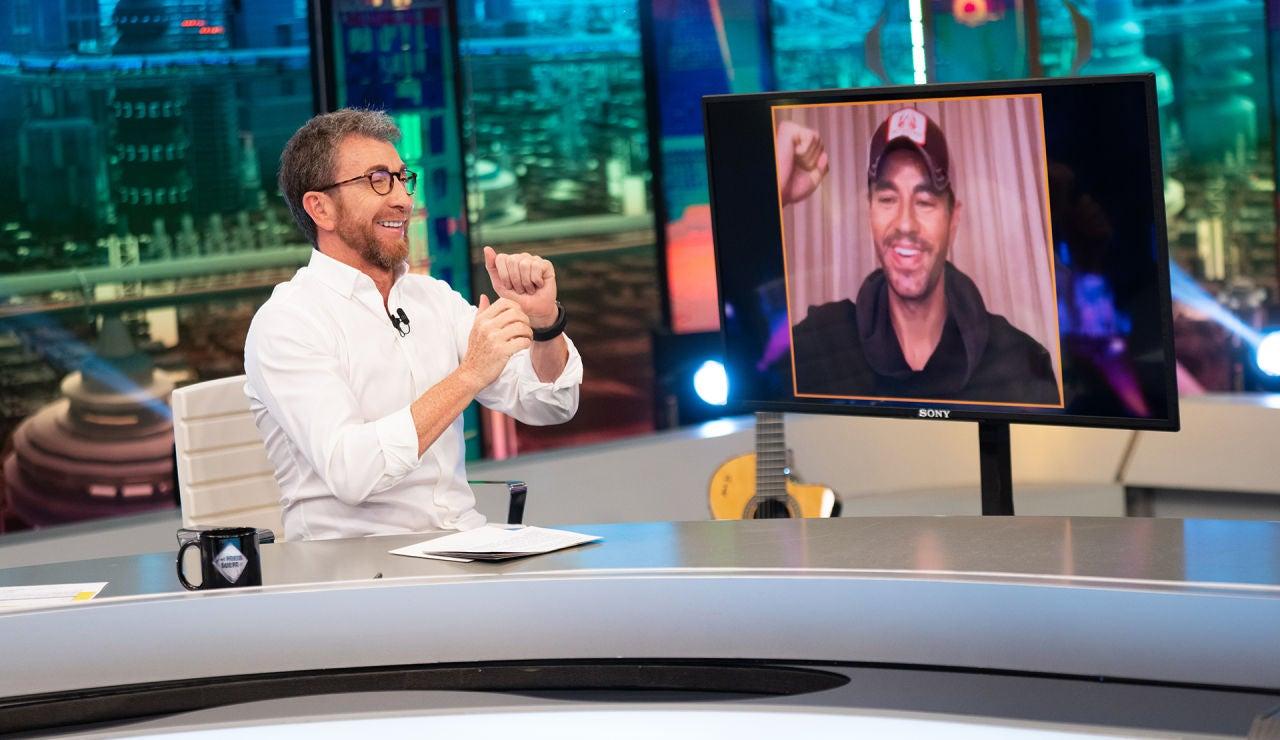Revive la entrevista completa de Enrique Iglesias en 'El Hormiguero 3.0'