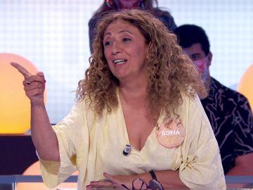 """Las reacciones de Sofía y Marco Antonio sobre el doble 'casi bote': """"Eso ya fue a mala leche"""""""