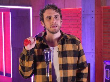 Descubre a Manu Pilas, el leñador de 'Veo cómo cantas': del 'Bella Ciao' a su sueño cumplido en 'Los Miserables'