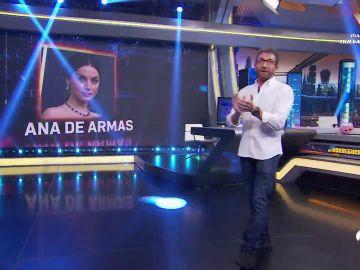 La próxima semana en 'El Hormiguero 3.0': Luis Tosar, Eduard Fernández, Dani Rovira, Blanca Suárez, Óscar Casas y Ana de Armas