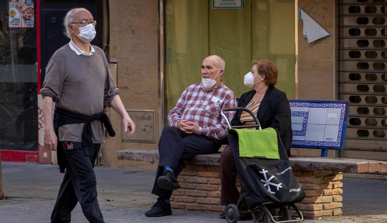 La incidencia acumulada en España baja de los 100 casos por primera vez desde el inicio de la quinta ola de covid