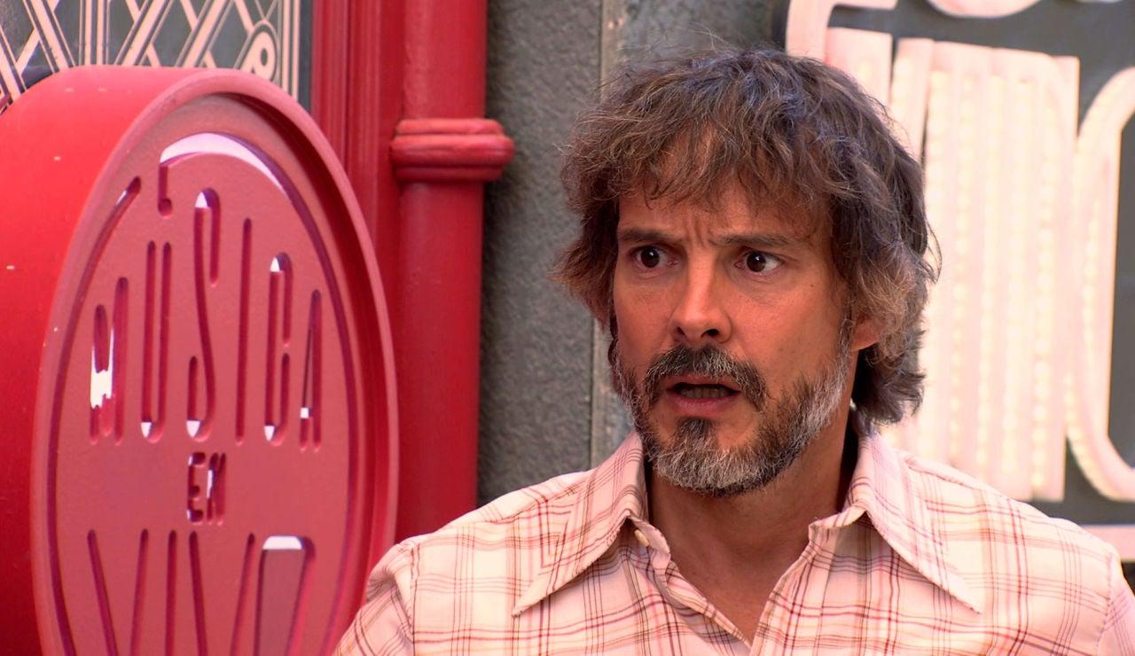 Guillermo sufre una grave crisis con la arrolladora llegada de Visi