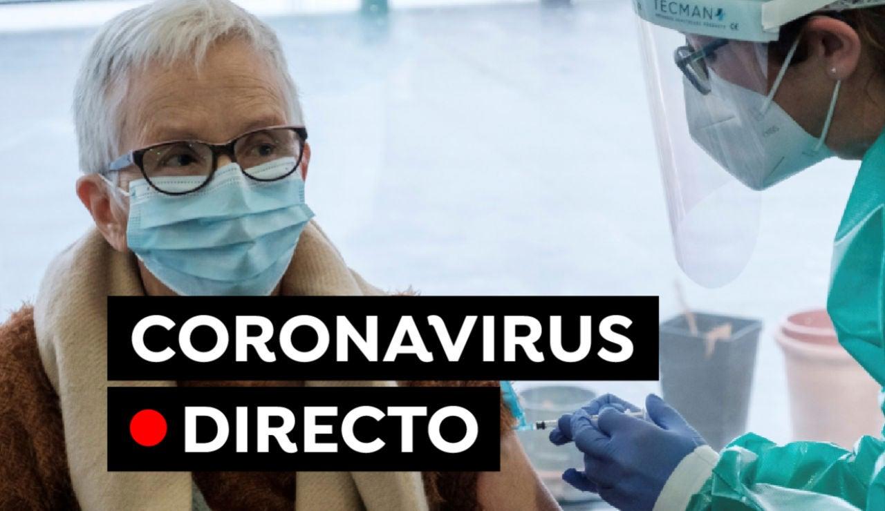 Coronavirus España: Datos de contagios y fallecidos, incidencia acumulada y restricciones, en directo