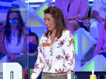 """Mónica se lamenta de su despiste en el primer panel: """"Mis hijos no me dejan entrar en casa"""""""